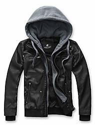 Man Fashion PU Jacket