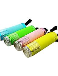 LED Taschenlampen / Hand Taschenlampen LED 1 Modus Lumen Andere AA Andere , Mehrfarbig Aluminium Legierung