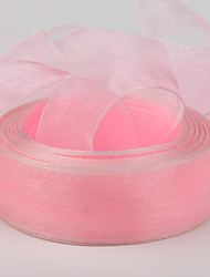 Gorgeous Organza Ribbon - 250 Yards Per Roll (More Colors, More Width)