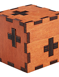 enigma do cubo de madeira