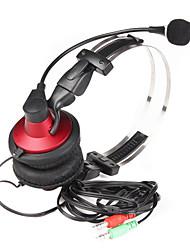 O computador de alta fidelidade novo com Mark headphones250