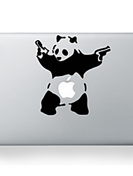 "Panda Pattern Protect Skin Sticker for 11"" 13"" 15"" Macbook Air Pro"