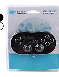 Classic Wired Game Controller for Nintendo GameCube NGC and Wii/Wii U (Assorted Colors)
