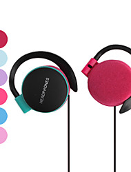 cuffie da 3,5 mm earhook luce regolabile per media player (colori assortiti)