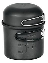 2-3 personas Cabañas Cookset (0,9 L Pot, Bowl 340ml)