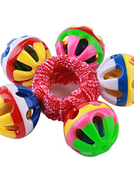 Plastic Foot Wrist Bells Kids Music Toy