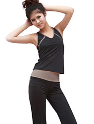 Women's Yoga Suits Sleeveless Wearable Yoga / Fitness M / L / XL