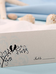 Place Cards and Holders Place Card - Cute Birds (Set of 12)