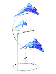 Dolphin Balance Mobile Desk Decoratie