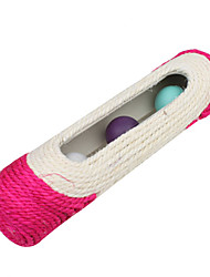 Sisal Funny Rollers Toys for Cats