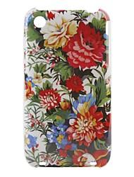 Blumen-Design Hartschalenetui für iPhone 3G und 3GS