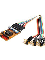 4 Ways Infrared Detection Photoelectric Sensor
