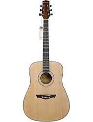 "Hawks 41"" Beginner Spruce Plywood Top Acoustic guitar"