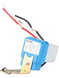 foto-elektrische straatverlichting controle