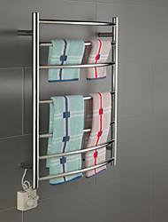 70w Bogen Wandhalterung Rundrohr Handtuch warmmer Wäscheständer