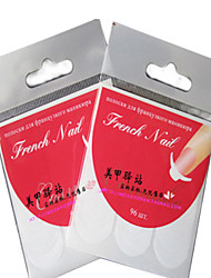 96pcs Other French Style Nail Art Tool