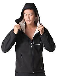Snowlife Men's Fleece Long-Sleeve Jacket
