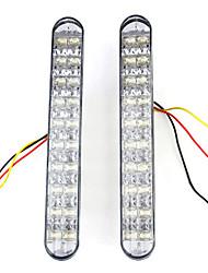 Car Auto 10W blanc 20 Feux de jour LED Brouillard exécution