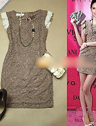 Lace Slim Dress