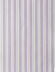 97% Cotton/2% Spandex/1% Lurex Woven Yarn-Dyed Stretch Stripes By The Yard (Many Colors)