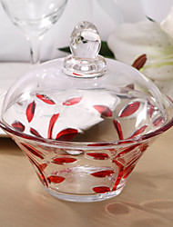 Table Centerpieces Personalized Glass Storage Jar  Table Deocrations
