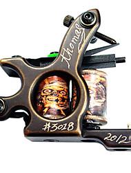 Handmade Bronze Tattoo Shader Gun Mcahine