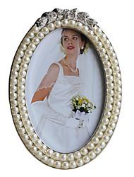Moderne Pearl Metal Picture Frame-Multi-size verfügbar