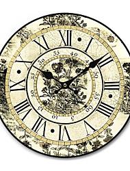 Промышленные настенные часы возрасте