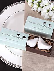 Ceramic Bird Salt & Pepper Shakerss Wedding Favor (Set of 2)