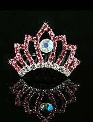 Flower Girl's Rhinestone/Alloy Headpiece - Wedding/Special Occasion Tiaras