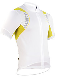 Santic 100% Polyester Short-Sleeve Cycling Jersey