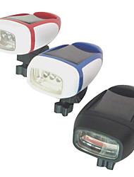 3 Super Brigh LED Dynamo Solar Bike Rücklicht