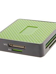 USB 3.0 5 Gbps Lecteur de carte SD pour CF/MS/M2/SD/MMC/Mini / XD / TF