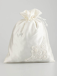 Satin with Embroidery Wedding Bridal Purse(More Colors)