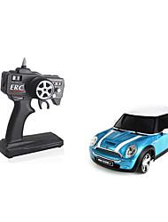 Mini-Z Firelap 1/28 4WD RC Mini Cooper mit 2.4G-Transmitter