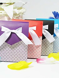 12 Piece/Set Favor Holder - Pyramid Card Paper Favor Bags Non-personalised