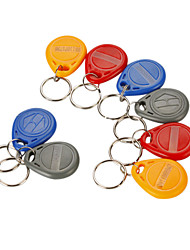 ABS de type H Carte Keychain (Fob Tag EM Format)