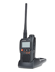 baofeng UV-3R UHF 400-470MHz VHF 136-174MHz Walkie-Talkie (Dual-Band)