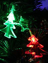 7M 30 LED Luce di Natale-a forma di albero colorato LED Strip Lamp Fata Festival per la decorazione (220)