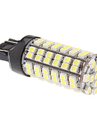 T20 (7443) 5W 96x3528 SMD 280LM Natural White Light LED Lampe für Auto Nebelscheinwerfer (12V)
