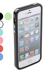 Carcasa Dura para iPhone 5 - Colores Surtidos