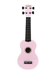 Matata - (UK10PK) Фанера липа Укулеле сопрано с Bag / выборка (розовый)