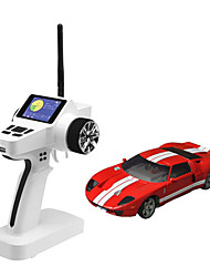 Mini-Z Firelap 1/28 4WD RC Ford GT with 2.4G color screen Transmitter