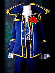 Dark Kaito Cosplay Costume