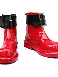 botas de cosplay inspirados Toaru Majutsu nenhum índice sasha kruezhev