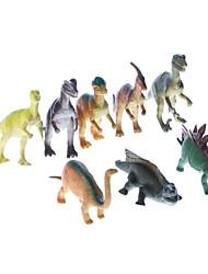 """7 """"виниловый динозавров обновления коллекции Образование игрушки (8-Pack)"""
