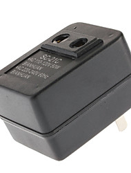 US Plug 220V AC Tension 110V Converter