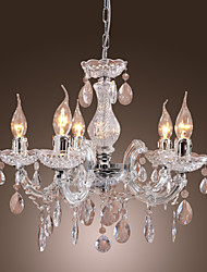 Mini Chandelier Modern 5 Lights