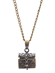 Magic Jewel Box Necklace