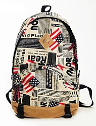 Unisex USA Flag Backpack